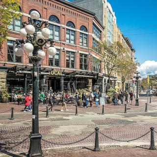 Discover Gastown, the city's birthplace