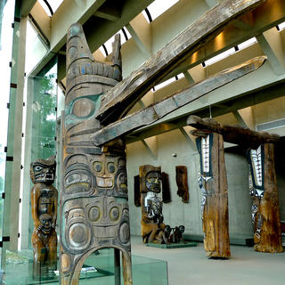Discover First Nations culture at the Museum of Anthropology (MOA)