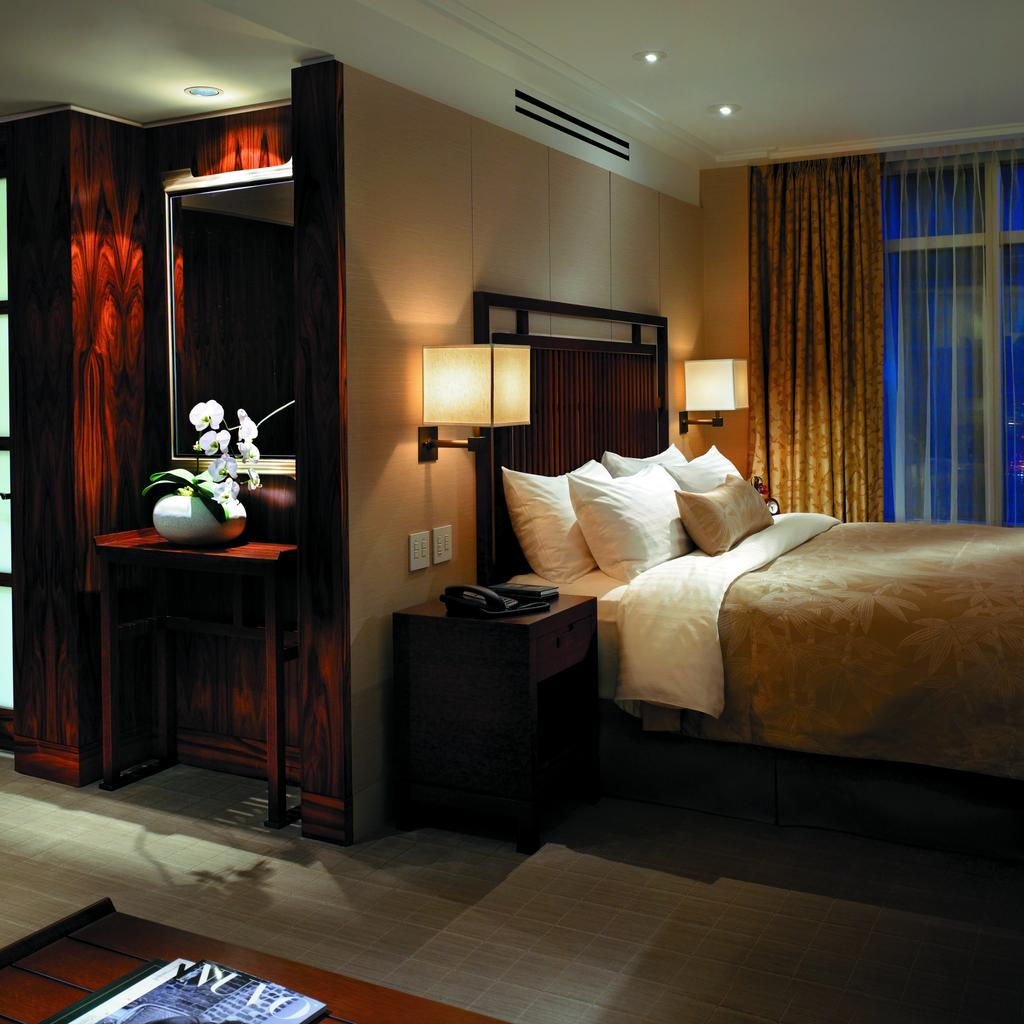 Flirt with excellence at Shangri-La