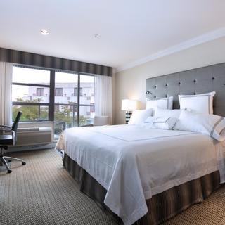 Granville Island Hotel: in the heart of vibrant Granville Island