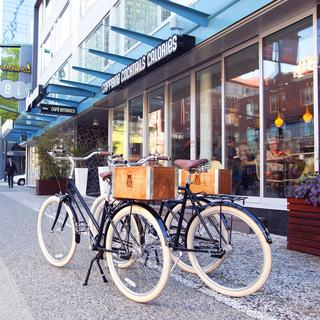 The Burrard: hotel for travellers