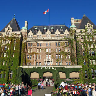 Visit elegant Victoria, BC's capital on Vancouver Island
