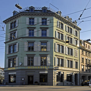 Hotel Helvetia: an address of understated elegance