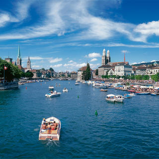 Lake Zurich: the essential Zurich experience