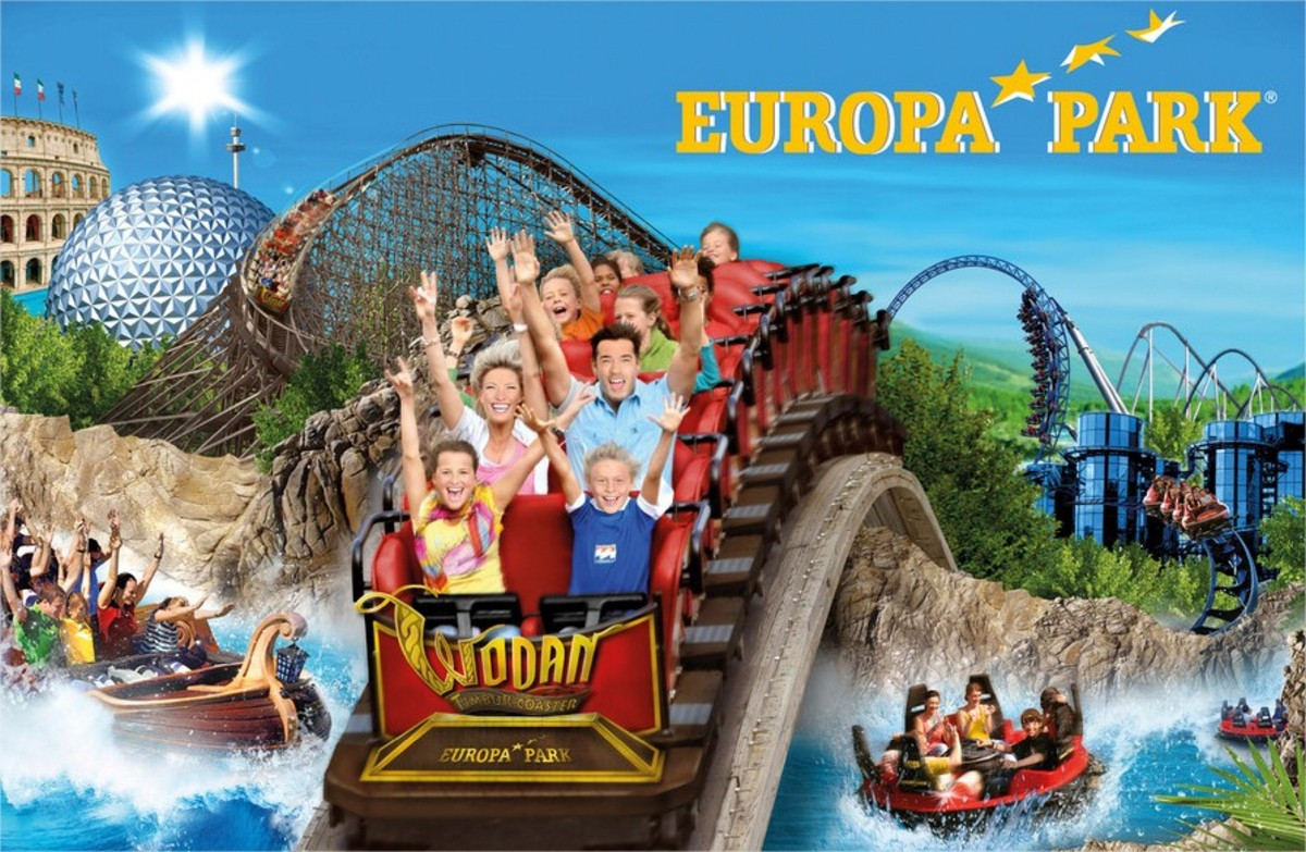 Europa Park Strasbourg Air France