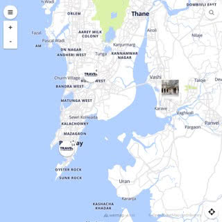 Discovery map - Our selection of must-see places in and around Mumbai
