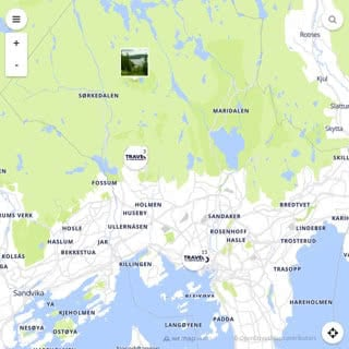 Discovery map - Our selection of must-see places in and around Oslo