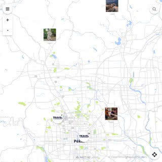 Discovery map - Our selection of must-see places in and around Beijing