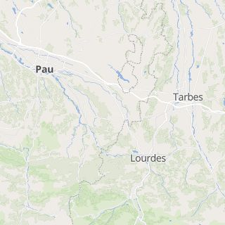 Discovery map - Our selection of must-see places in Pau, Tarbes and Lourdes