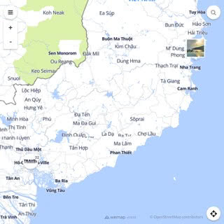 Discovery map - Our selection of must-see places in and around Ho Chi Minh City