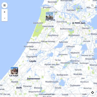 Discovery map - Our selection of must-see places in and around Amsterdam