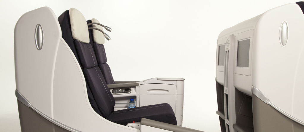 Air france seat assignments