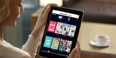 Air France Press on your tablet!